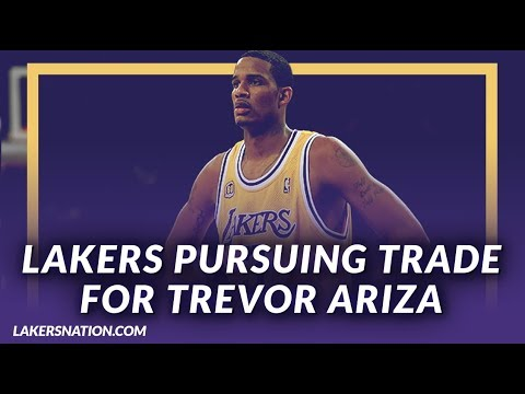 Video: Lakers Podcast: Lakers Reportedly Pursuing Trevor Ariza Through Possible Three Team Trade
