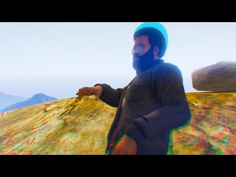 IGN Plays GTA 5 - Tripping on Peyote