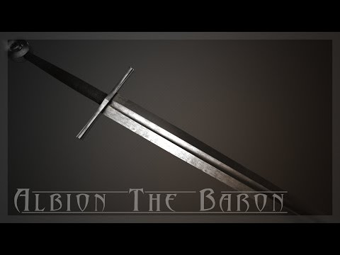 TES V – Skyrim Mods: Albion The Baron