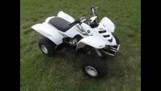8. Yamaha Raptor 50