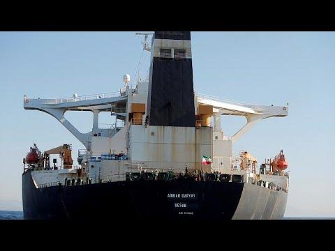 Νέα προειδοποίηση των ΗΠΑ προς χώρες Μεσογείου για το ιρανικό τάνκερ…
