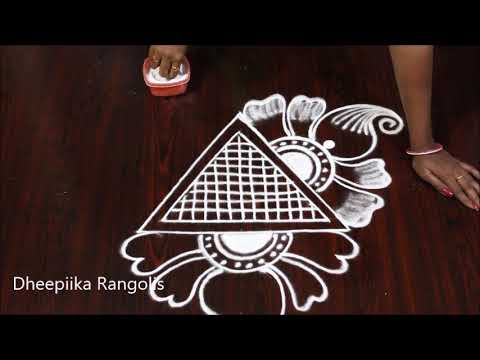Video simple muggulu rangoli design without dots *best new kolam designs * latest rangoli designs 2019 download in MP3, 3GP, MP4, WEBM, AVI, FLV January 2017