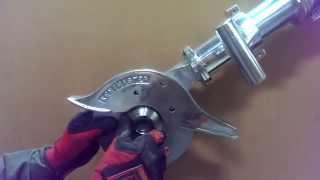 Video Kentmaster - Circular Blade installation and removal MP3, 3GP, MP4, WEBM, AVI, FLV November 2017