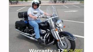 8. 2007 Suzuki Boulevard C50T - Review, Features