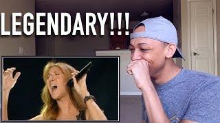 Video Reacting to 10 Times Céline Dion's Vocals had me Shook! MP3, 3GP, MP4, WEBM, AVI, FLV Juli 2018