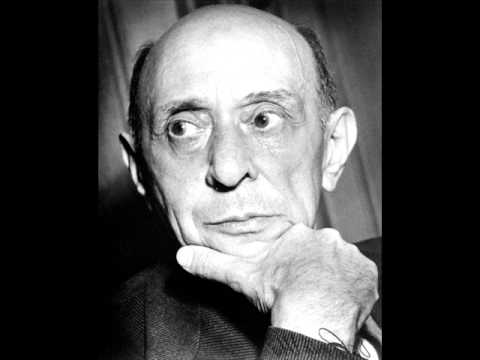 Vidéo de Arnold Schoenberg