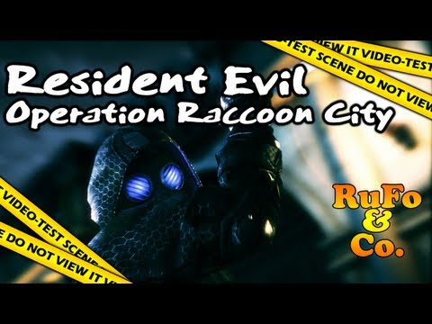 Resident Evil: Operation Raccoon City - Le Vidéo-Test de RuFo & Co