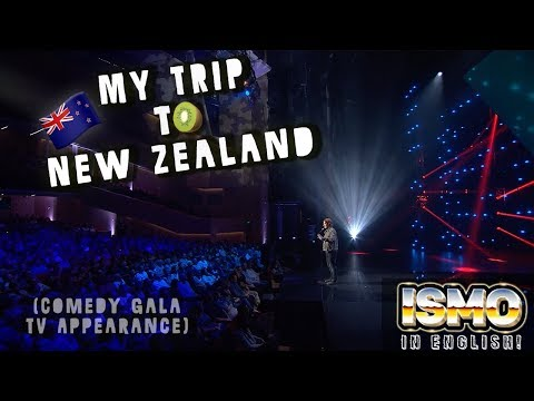 ISMO | My Trip to New Zealand (Comedy Gala TV Appearance)