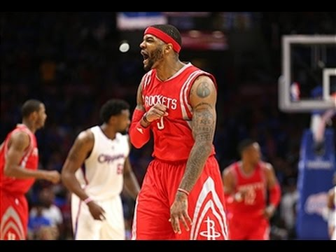 Josh Smith Pushes Rockets Past Clippers in Game 6