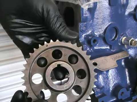 Toyota 3t-eu engine снимок