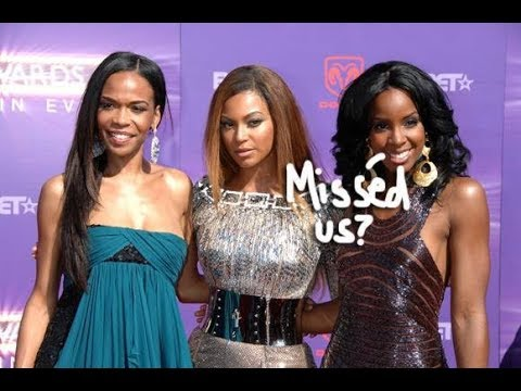 Beyoncé Fans Think Destiny's Child Could Reunite At Coachella & They