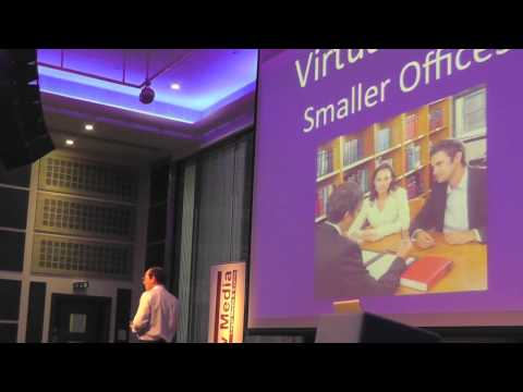 Future Law Firms? - virtual teams, mergers - Futurist Speaker