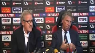 VIDEO Genoa, Preziosi:| 'Con Del Neri Risultati Sicuri'
