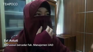 Video Pelarangan Bercadar, Sambil Menangis Mahasiswi Ini Curhat MP3, 3GP, MP4, WEBM, AVI, FLV Mei 2018