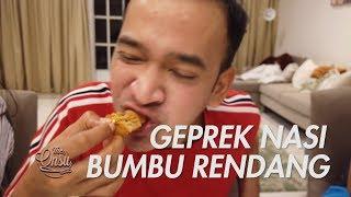 Video The Onsu Family - Geprek Nasi Bumbu Rendang MP3, 3GP, MP4, WEBM, AVI, FLV Juli 2019