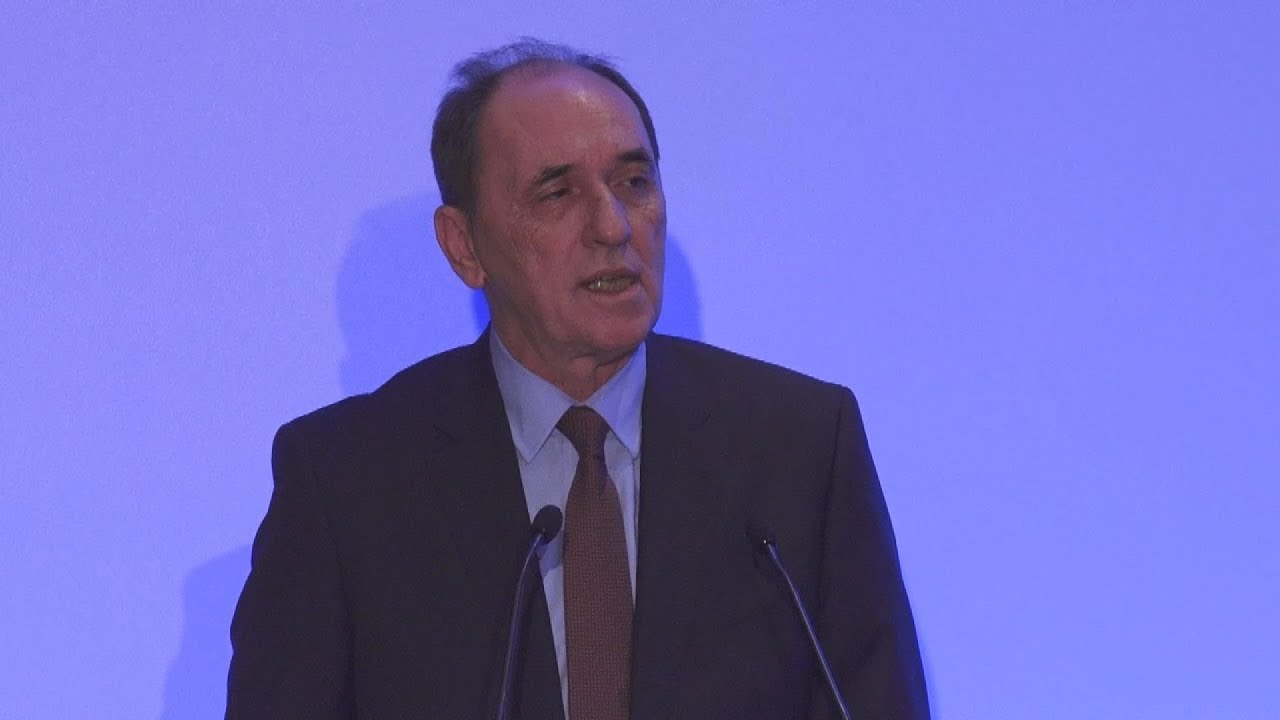 O Γιώργος Σταθάκης στο Athens Energy Forum
