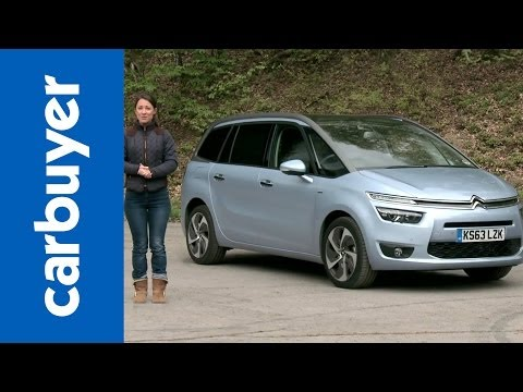 Citroen Grand C4 Picasso MPV 2014 review – Carbuyer
