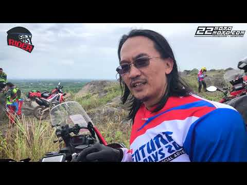Honda Adventure Day 2018 ft Easy Rider