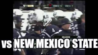Matt Austin vs San Jose State & New Mexico State 2011 vs  ()