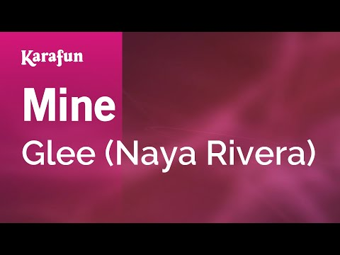 Karaoke Mine - Glee *