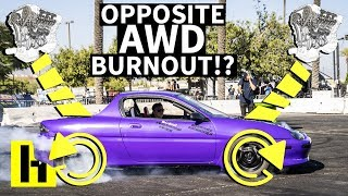 Video Two Engines, One Car: Insane Home Built Twin Turbo Mazda Blows Our Minds MP3, 3GP, MP4, WEBM, AVI, FLV Agustus 2019