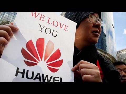 Καναδάς: Ελεύθερη υπό όρους η διευθύντρια της Huawei