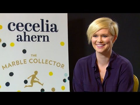 Cecelia Ahern Interview | The Marble Collector