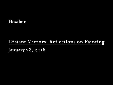 Elise Ansel and Hanetha Vete-Congolo Discussion: Distant Mirrors - Reflections on Painting