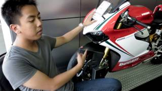 10. Ducati 899 Panigale Review