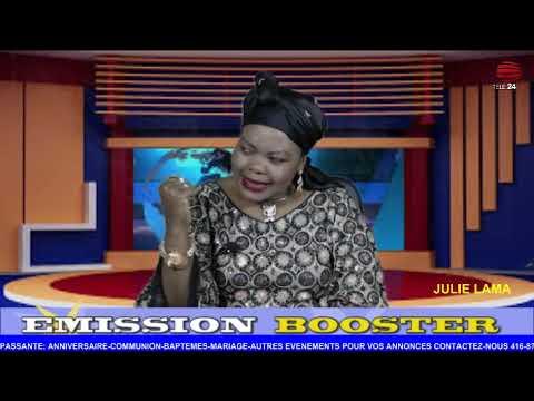 TÉLÉ 24 LIVE: Eyindi!!! Madame Mike Kalambay asengi na ye Divorce somo trop