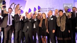 Les Trophées de l'Innovation Bref Rhône-Alpes - Lyon 2014