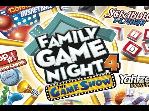 Family Game Night 4 : The Game Show Xbox 360