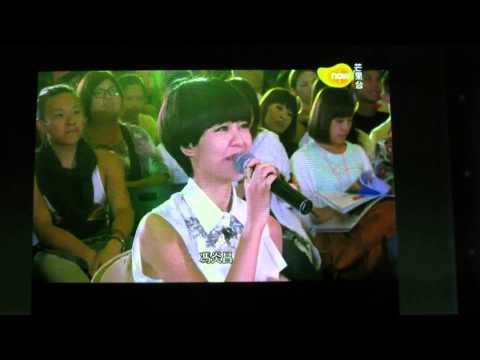 快樂男聲 super boy 2013 黃劍文 KIMMAN WONG / 李聖傑 / 最近