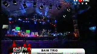 Baim Trio @RadioShow_tvOne 2012_06_03_22_59_29.mp4 Video