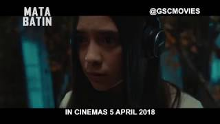 Nonton Mata Batin   Official Trailer  In Cinemas 5 April 2018  Film Subtitle Indonesia Streaming Movie Download