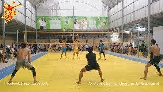 Video The Best Volleyball of Cambodia សងសឹកស្មាត់ឌូក 4 Vs 4 || 10 Nov 2018 MP3, 3GP, MP4, WEBM, AVI, FLV November 2018