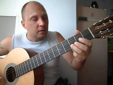 Уроки гитары.Крематорий-Маленькая девочка