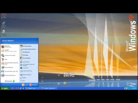 Windows XP Desktop Themes (Original & Plus!) Start-Up & Shutdown Sounds V2