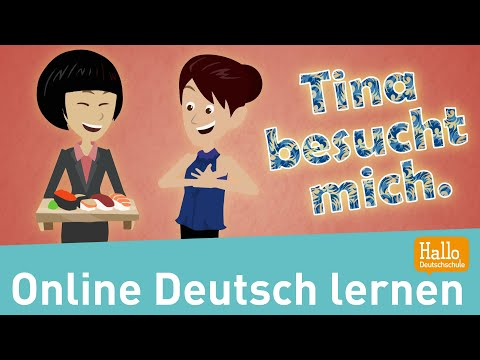 Learn German for Free / Lektion 15 Das ist meine neue Wohnung (видео)