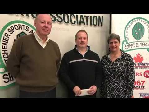 Kitchener Sports Association recognizes local sports organizations