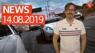 Need for Speed Heat: Trailer released! No Man's Sky: Update mit VR-Unterstützung! | GW-NEWS