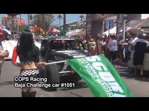 COPS Racing 2014 Baja 500 Summary Video By Turn 2 Productions
