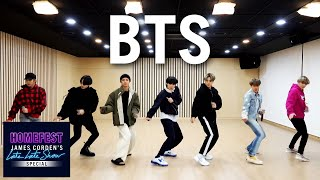 Video BTS Performs 'Boy with Luv' In Quarantine - #HomeFest download in MP3, 3GP, MP4, WEBM, AVI, FLV January 2017