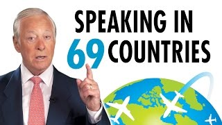How I've Spoken In 69 Countries Around The World