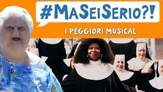 Video I Peggiori MUSICAL #MaSeiSerio - Naked Panda MP3, 3GP, MP4, WEBM, AVI, FLV Mei 2017