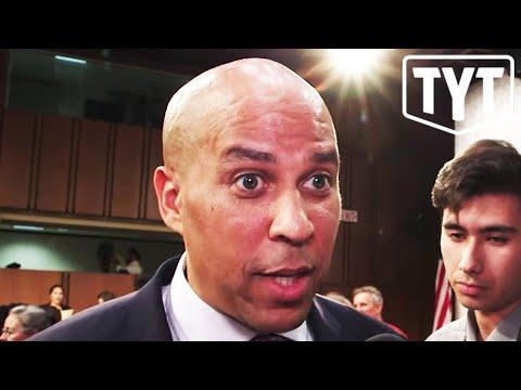 Cory Booker SUSPENDS His Presidential Campaign
