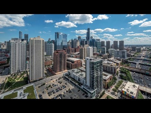 Tour a skyline-view 3-bedroom at K2 Apartments