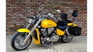 8. 2007 Honda VTX 1800F Spec 2 Specification, Specs