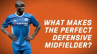 Download Lagu What Makes The Perfect Defensive Midfielder? Mp3