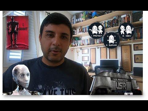 Literatura na Prática - A Unidade Temática de Eu Robô